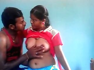 Indian Youthfull Duo - Feisty Orgy Act