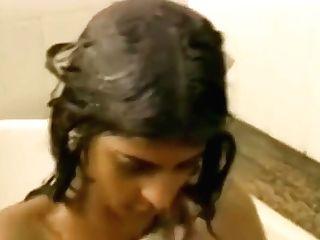 Indian Nubile Chick Nube Bath. Having Bathroom