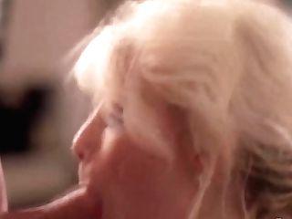One Romantic Oral Job Blonde