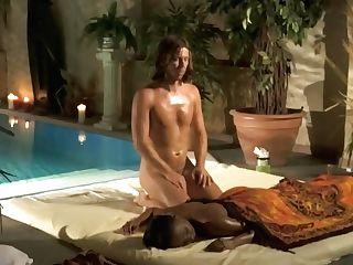 Nice Rubdown For Her Butt